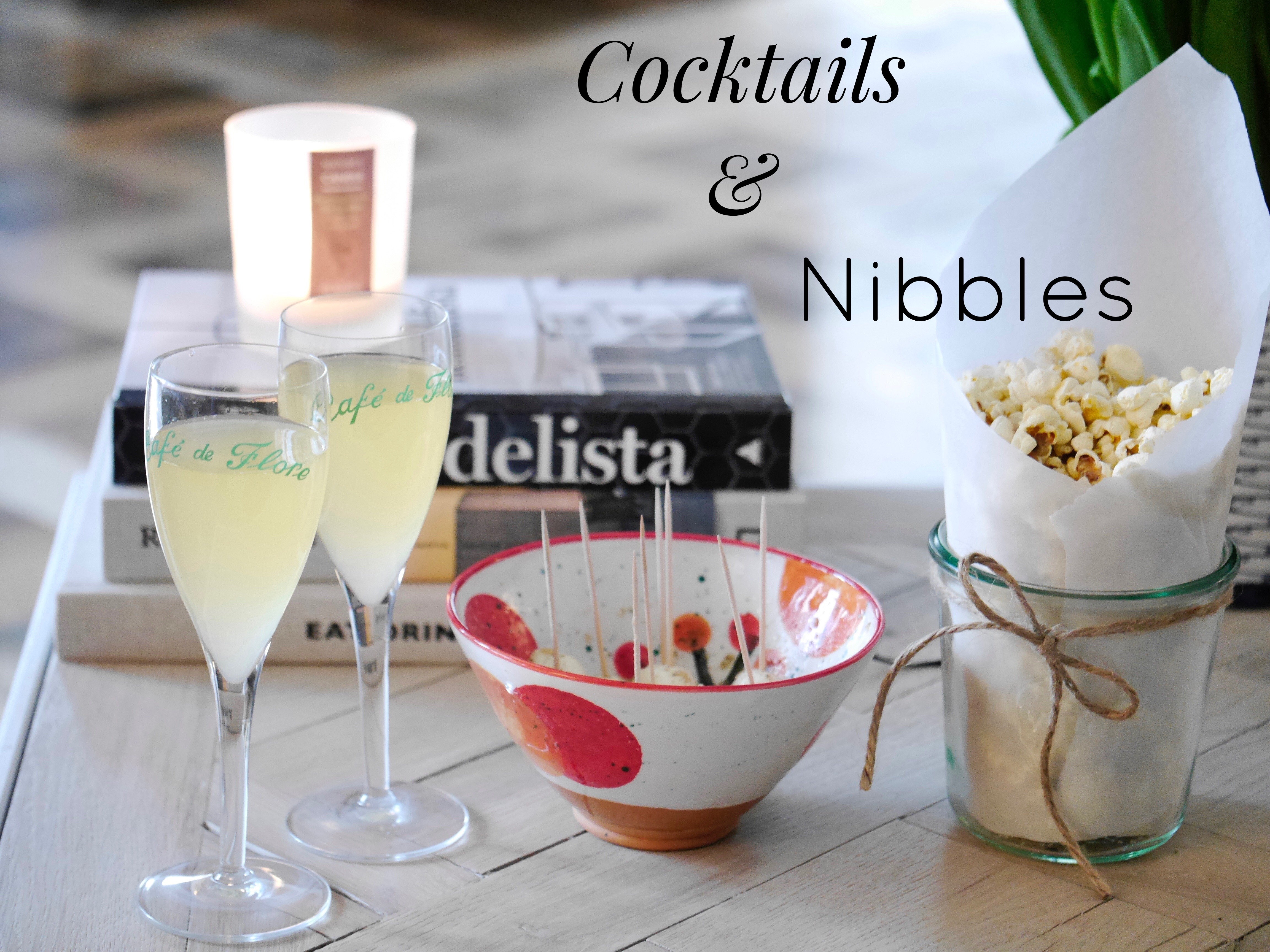 Cocktails & Nibbles